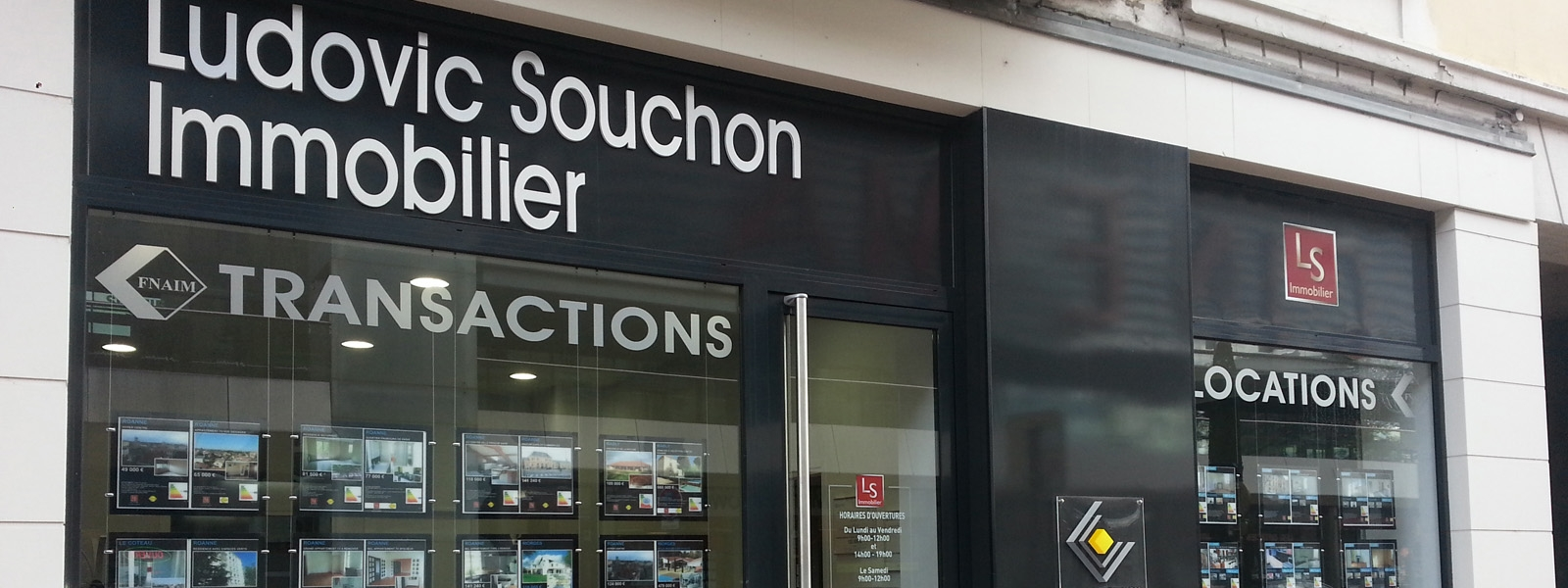 Ludovic Souchon Immobilier